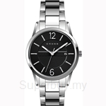 Cross Gotham Series Black Dial Watch - CR8002-11