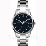 Cross Gotham Series Blue Dial Watch - CR8002-33