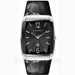 Cross Arial Series Black Dial and Black Strap Watch - CR8005-01