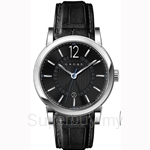 Cross Cambria Series Black Dial and Black Strap Watch - CR8006-01