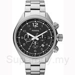 Fossil Men's Flight Stainless Steel Watch - CH2800