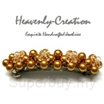Heavenly Creation Hair Clip Pearly Flower - 189HC