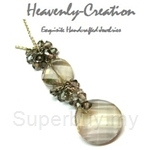 Heavenly Creation Pendant Double Twist - 230P-2