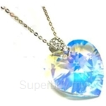 Heavenly Creation Pendant Heart Shape - 246P
