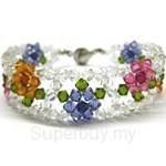 Heavenly Creation Bracelet Garden of Flower - 071B