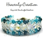 Heavenly Creation Bracelet Side by Side - 145B-1