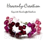 Heavenly Creation Bracelet Butterfly- 203B