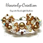 Heavenly Creation Bracelet Curvy Loop - 204B