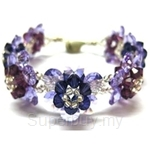 Heavenly Creation Bracelet Sunflowers - 268B
