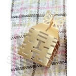 BIG SALES: 4 Sided Happiness Gift Box (Gold) 四面镂空红喜喜字 (金) - 50pcs FREE 1pc