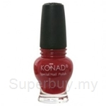 Konad Princess Nail Polish Cool Red S31 - 000242066011