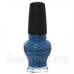 Konad Princess Nail Polish Coral Blue S34 - 000242066014
