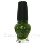 Konad Princess Nail Polish Olive Green S37 - 000242066017