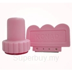 Konad Stamp and Scraper Set - 000242031000