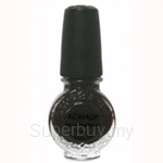 Konad Large Nail Polish Dark Purple S19 - 000242065018