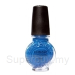 Konad Large Nail Polish Blue S22 - 000242065021