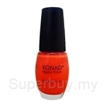 Konad Regular Nail Polish Neon Orange R3 - 000242063027