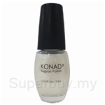 Konad Regular Nail Polish Shining White R18 - 000242063042