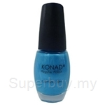 Konad Regular Nail Polish Shining Blue R22 - 000242063046