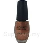 Konad Regular Nail Polish Light Brown R12 - 000242063036