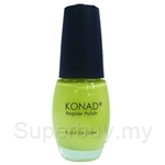 Konad Regular Nail Polish Pastel Yellow R33 - 000242063057