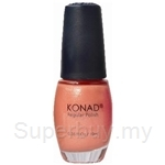 Konad Regular Nail Polish Orange Pearl R40 - 000242063064