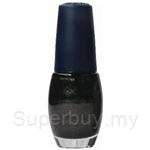 Konad Regular Nail Polish Shining Deep Black R53 - 000242063077
