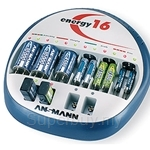 Ansmann Energy 16 Charger - 5207123