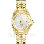 Tissot T008.010.33.111.00 Ladies T-Sport PRC 100 Watch