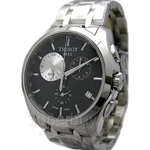 Tissot T035.439.11.051.00 Gents T-Trend Couturier Quartz Chronograph GMT Watch