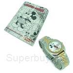 Mickey Mouse Limited Edition Watch - Only 3000pcs worldwide!!