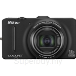 Nikon 16MP Coolpix Compact Digital Camera - S9200