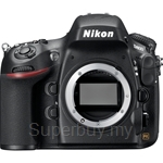 Nikon Digital SLR Camera D800 Body