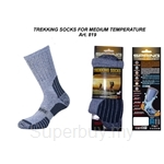 Spring Medium Temperature Socks