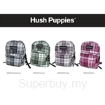 Hush Puppies Checker Backpack