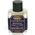 Ashleigh & Burwood B-Currant, Ginseng and Vanilla Fragrance Oil - ABFO006