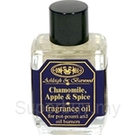 Ashleigh & Burwood Chamomile, Apple and Spice Fragrance Oil - ABFO012