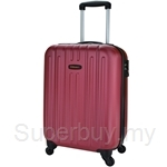 Eminent Hard Case Super Lightweight 4W with TSA - KE67
