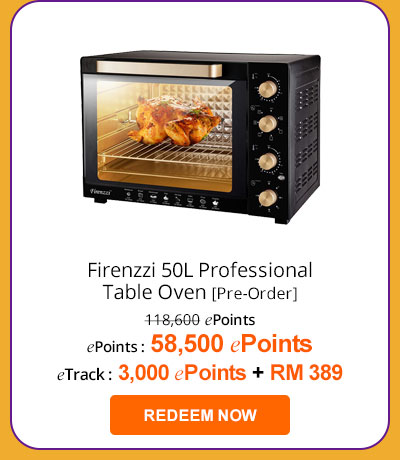 Firenzzi 50L Professional Table Oven
