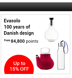 <<evasolo>> 100 years of Danish design
