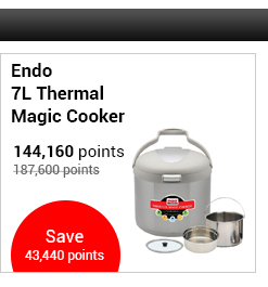 Endo 7L Thermal Magic Cooker