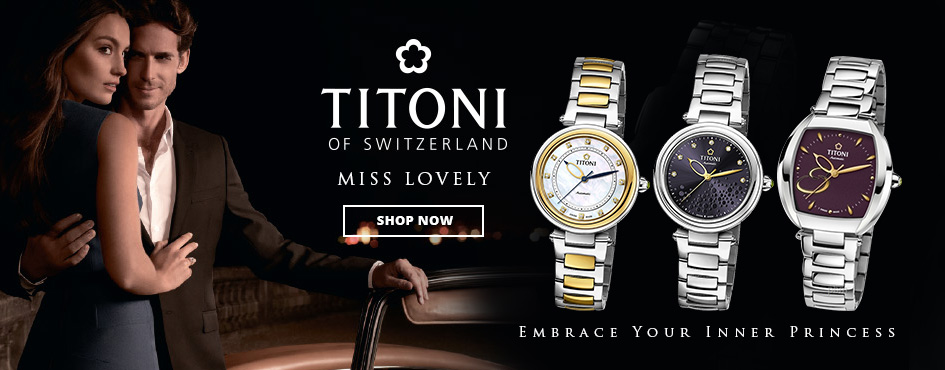 Titoni Miss Lovely