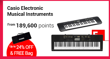 Casio Electronic Musical Instruments