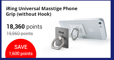 iRing Universal Masstige Phone Grip (without Hook)