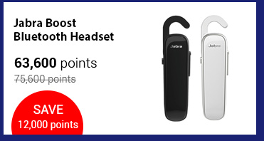 Jabra Boost Bluetooth Headset