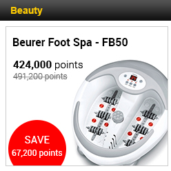 Beurer Foot Spa - FB50