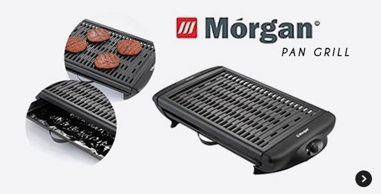 Morgan Pan Grill
