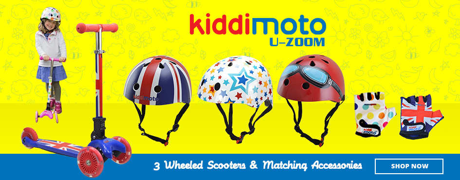 kiddimoto U-ZOOM