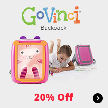 20% Off GoVinci Backpack