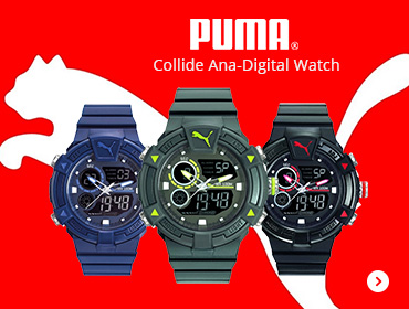 Puma Collide Ana-Digital Watch